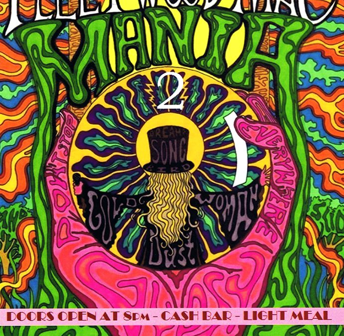 Join us for Fleetwood Mac Mania!
